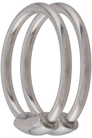 Maria Black Øreringe - Basic 12 hoop-øreringe
