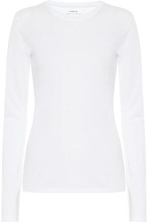 Vince Essentials cotton-jersey T-shirt