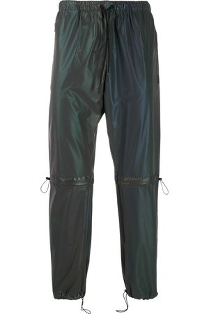MARCELO BURLON Drawstring trousers