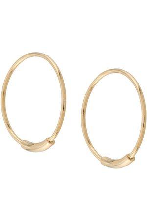 Maria Black 16mm Basic hoop-øreringe