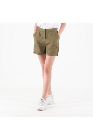 Pieces Kvinder Shorts - Pcwhy alia mw lyocell shorts