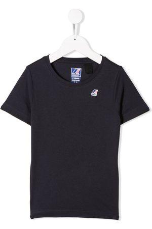 K-Way T-shirt med logo