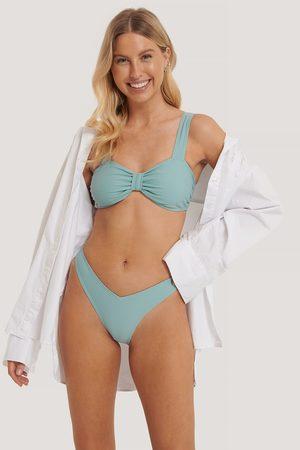 NA-KD Kvinder Bikinier - V-Shape Front Bikini Bottom