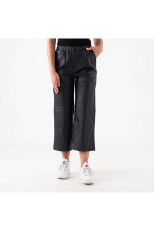 Pieces Kvinder Culottes bukser - Pcelly hw culotte