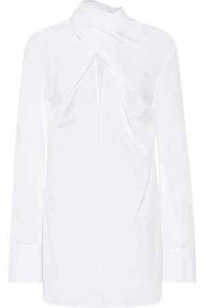 Jil Sander Cotton poplin blouse