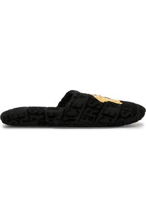 VERSACE Sandaler - Medusa sandaler i frotté