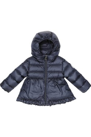 Moncler Odile hooded down coat