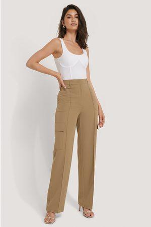 NA-KD Kvinder Cargo bukser - Cargo Pants
