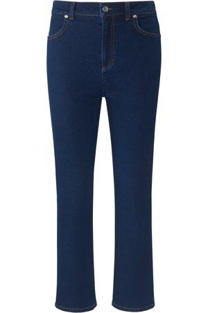 DAY.LIKE Ankellange Slim Fit-jeans Fra denim