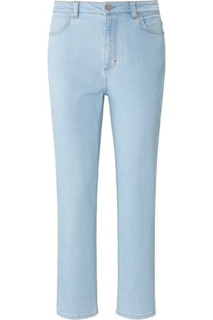 DAY.LIKE Ankellange Slim Fit-jeans Fra denim