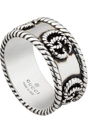 Gucci GG ring med tekstureret detalje