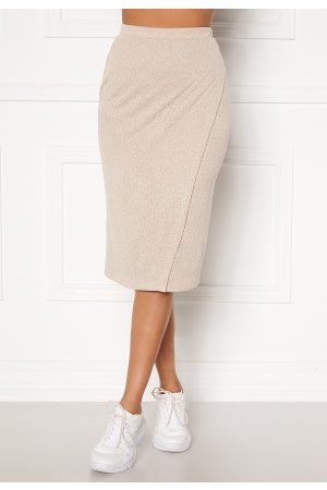 BUBBLEROOM Melvina fine knitted skirt L