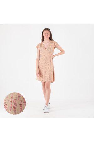 Pieces Kvinder Casual kjoler - Pcmaguerite ss wrap dress
