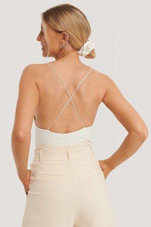 NA-KD Kvinder Skuldertasker - Cross Back Spaghetti Strap Body