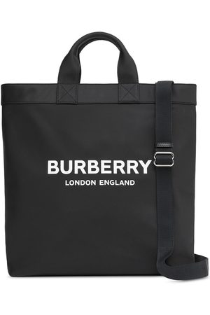 Burberry Mænd Skuldertasker - Tote med logo