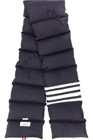 Thom Browne Stribet quiltet tørklæde