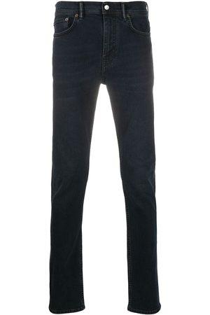 Acne Studios North skinny-jeans med falmet effekt