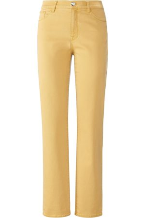 Brax Feminine Fit-jeans model Nicola Fra Feel Good gul