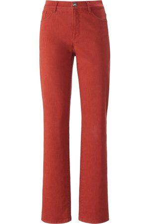 Brax Feminine Fit-jeans model Nicola Fra Feel Good rød