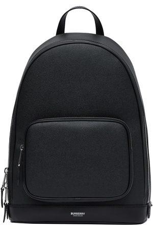 Burberry Mænd Rygsække - Grainy logo backpack