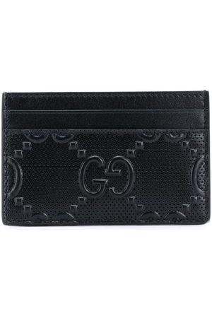 Gucci Mænd Punge - GG embossed cardholder