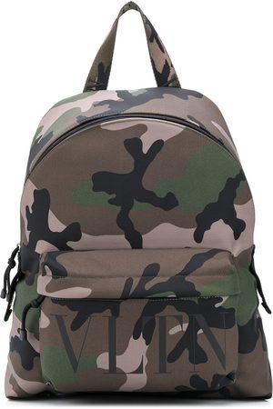 VALENTINO Mænd Rygsække - VLTN camouflage backpack
