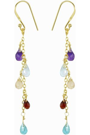 Dinari Jewels Gem Lights Earrings