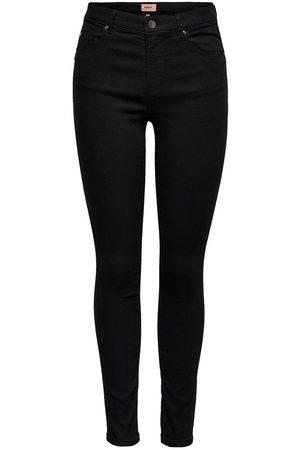 Only Onliris Mid Ankle Push Up Skinny Fit Jeans Kvinder
