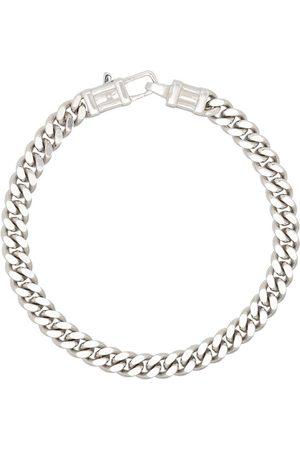 Tom Wood Panserkæde-armbånd i sterling sølv
