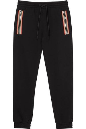 Burberry Joggingbukser me dicon-stribe