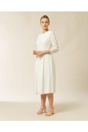Ivy & Oak 2in1 Midi Bridal Dress