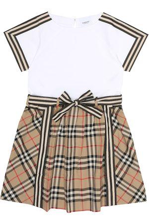 Burberry Vintage Check cotton dress