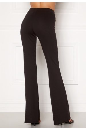 Only Fever Stretch Flaired Pants Black L/30