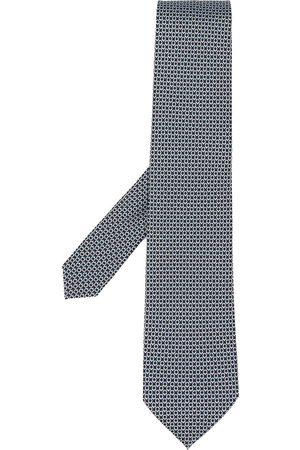 Salvatore Ferragamo Mænd Slips - Monogram scarf