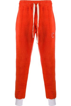 Casablanca Mænd Joggingbukser - Terry fleecy cotton track pants