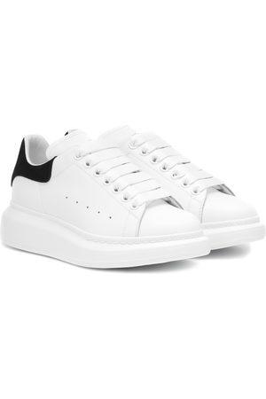 Alexander McQueen Kvinder Sneakers - Leather sneakers