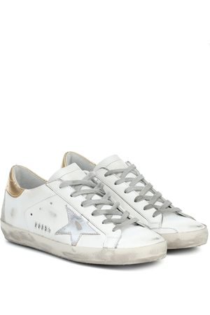 Golden Goose Kvinder Sneakers - Superstar leather sneakers
