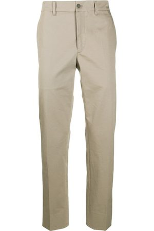 Prada Straight-leg cotton trousers