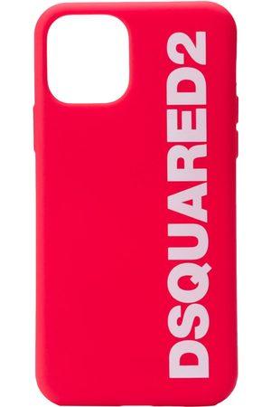 Dsquared2 Logo print iPhone 11 Pro case