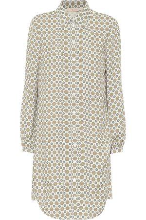 Tory Burch Printed shirt dress