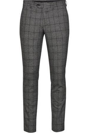 Selected Slhslim-Carlo Cotflex Pants B Noos Habitbukser Stylede Bukser