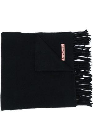 Acne Studios Canada New tørklæde med frynser