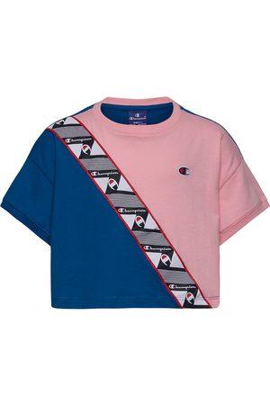Champion Børn Kortærmede - Crop Top T-shirt