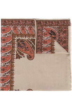 Etro Tørklæde med paisleymønster