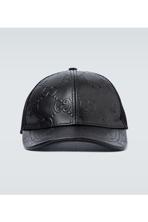 Gucci GG embossed baseball hat