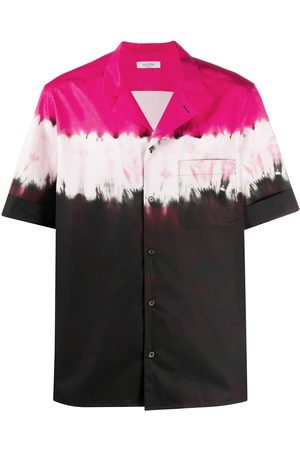 VALENTINO Skjorte med batiktryk