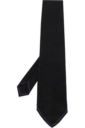 Gianfranco Ferré 1990'er slips med kontrastsyninger