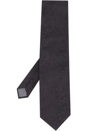 Gianfranco Ferré 1990'er Archive Ferré slips med jacquard-effekt