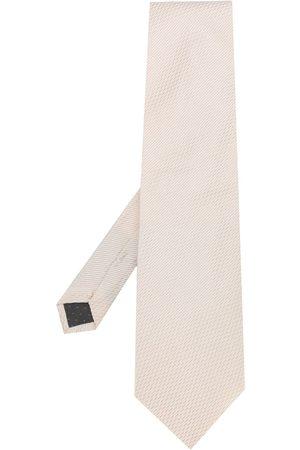 Gianfranco Ferré 1990'er slips med geometrisk mønster