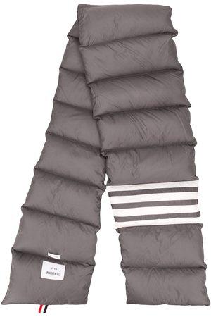 Thom Browne Polstret 4-bar tørklæde